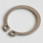 Стопорное кольцо Ø 20 mm, DIN 471 внешнее A2