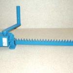 Ручной подъёмный механизм ворот 1000 кг