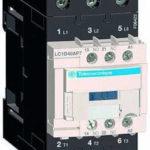 Реверсивный контактор 3 кВт - EP1C2310P7 (LC1D25P7)